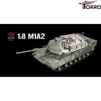 1/8 RC M1A2 Abrams Vollmetall Version BB