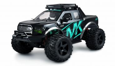 Warrior Monster Truck 1:10 RTR schwarz/blau