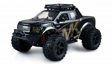 Warrior Monster Truck 1:10 RTR schwarz/gold