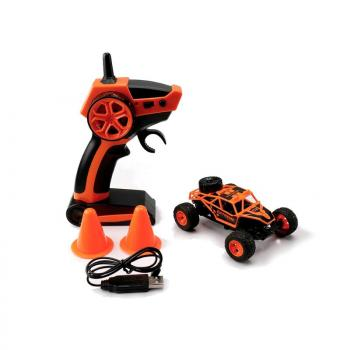 Torro RC 2.4 GHz Fast Terminator 02 orange Mini TRUGGY RTR 1:40