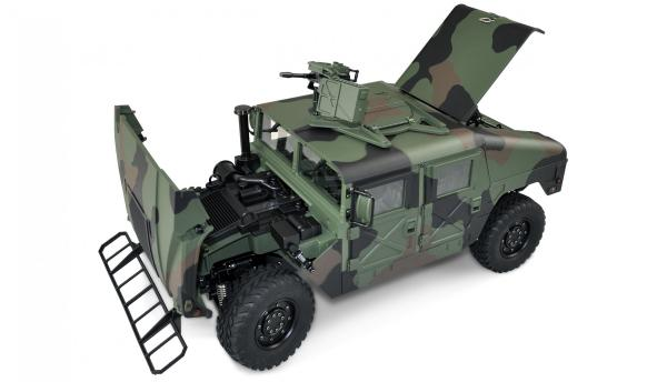 HG P408 camouflage RC Model Car U.S.4x4 Military Vehicle Truck 1/10 2.4G 4WD 16CH 30 km/h